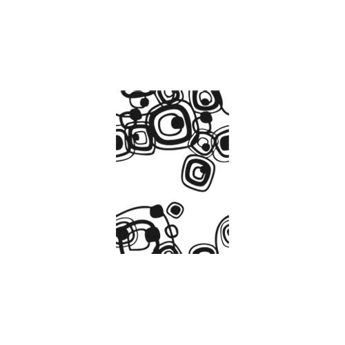 Sticker Anni '70 - s4 - geometrico grande