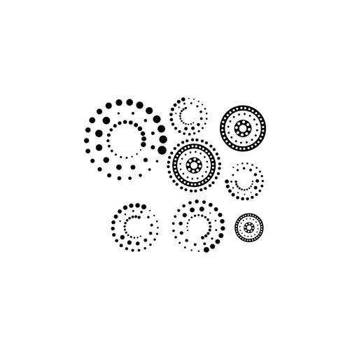Stickers Anni 70 s7