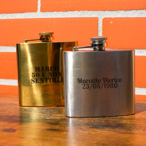 Fiaschetta personalizzata 150 ml