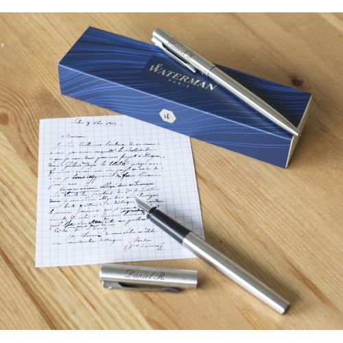 Coppia di penne Waterman personalizzate