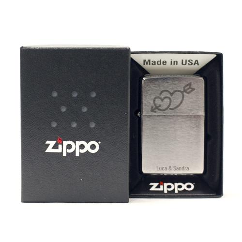 Zippo amore