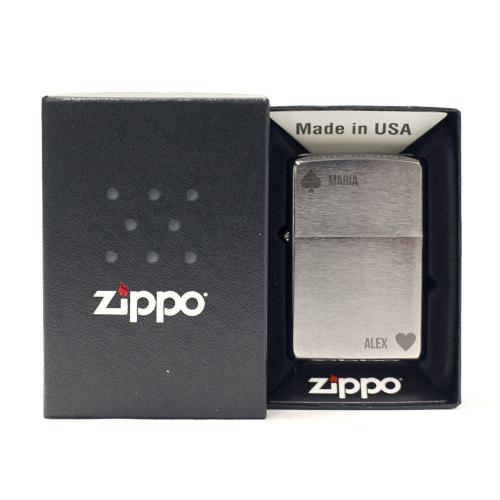 Zippo love
