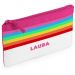 Astuccio arcobaleno personalizzato
