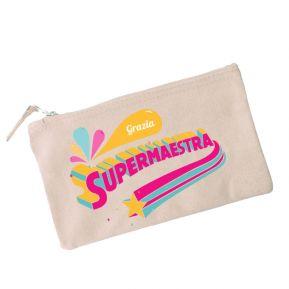 Astuccio personalizzato SuperMaestra