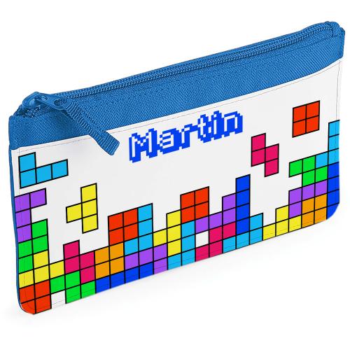 Astuccio portamatite tetris personalizzato