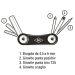 Attrezzo biciclette multifunzione Gentlemen's Hardware istruzioni