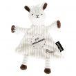 Doudou baby Muchachos il lama personalizzato