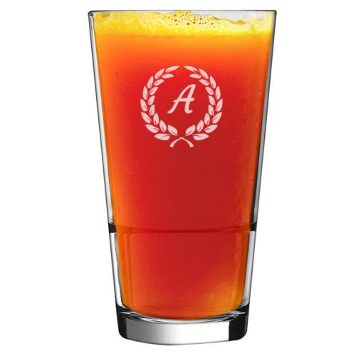Bicchiere da cocktail iniziale