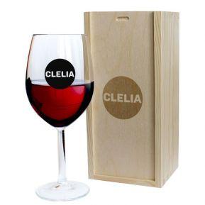Calice da vino cerchio nome