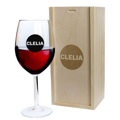 Bicchiere da vino cerchio nome