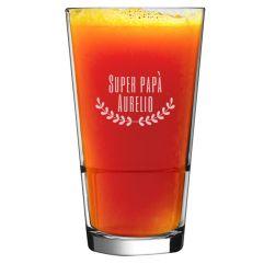 Bicchiere da cocktail festa del papà