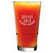 Bicchiere da cocktail Superpapà inciso