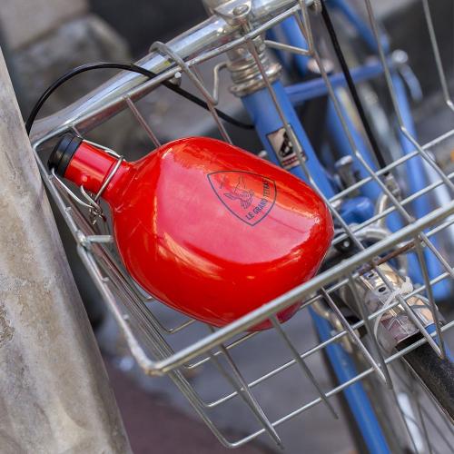 Borraccia Le Grand Tétras originale personalizzata - bici