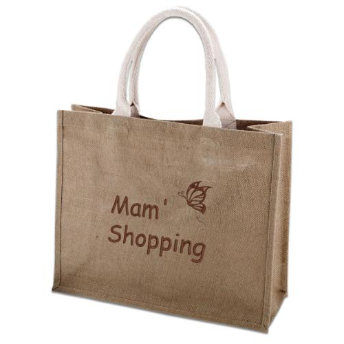Borsa shopping personalizzata