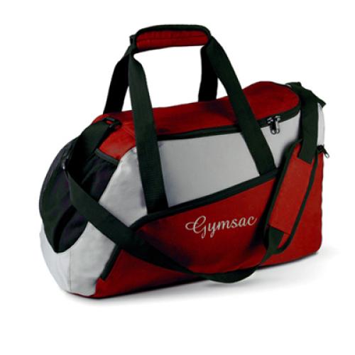 Piccola borsa palestra rossa