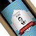 Bottiglia di vino persoanlizzata Marchio Papà
