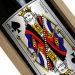 Bottiglia personalizzata poker