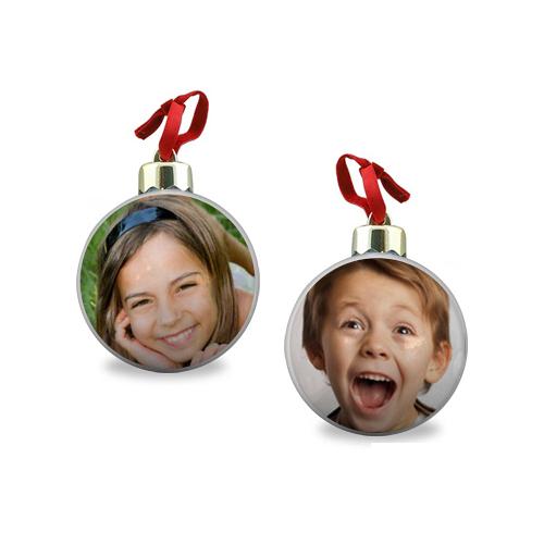 Palla di Natale personalizzata