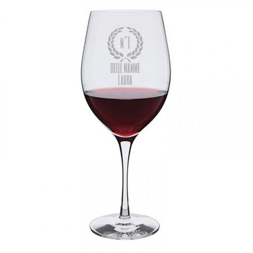 Calice da vino Mamma No 1