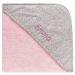 Asciugamano con cappuccio neonata