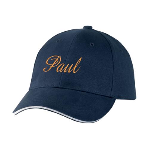 Cappellino bambino personalizzato