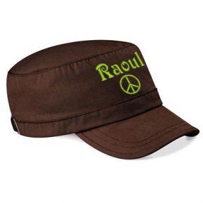 Cappellino militare personalizzato