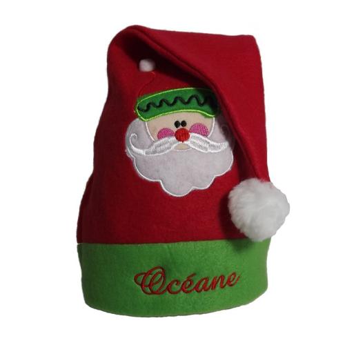 Cappello aiutante Babbo Natale