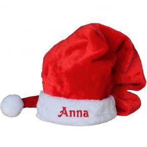 Grande cappello natalizio extra morbido