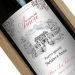 Bottiglia vino la cascina dell'amore