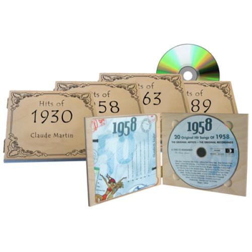 CD hit anno di nascita