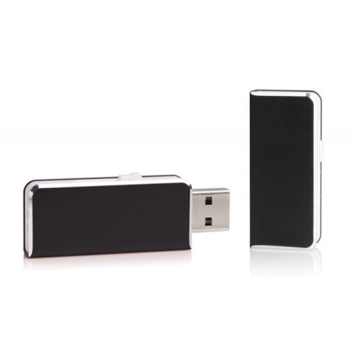 Chiavetta USB tascabile nera