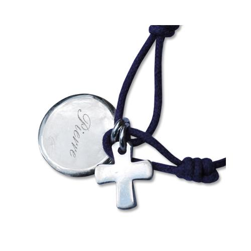 Croce e ciondolo battesimo