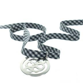 Ciondolo nodo celtico personalizzato