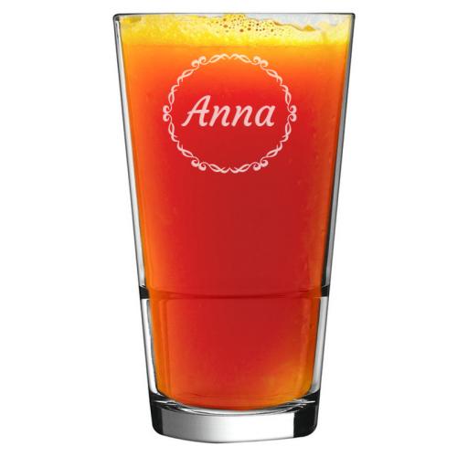 Bicchiere da cocktail cerchio