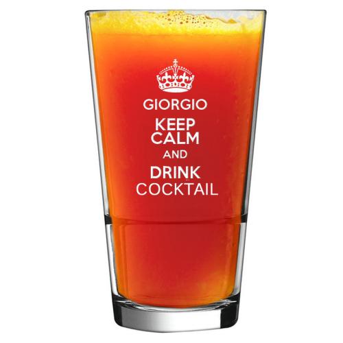 Bicchiere da cocktail nome