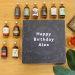 Diversi rum del mondo da assaggiare