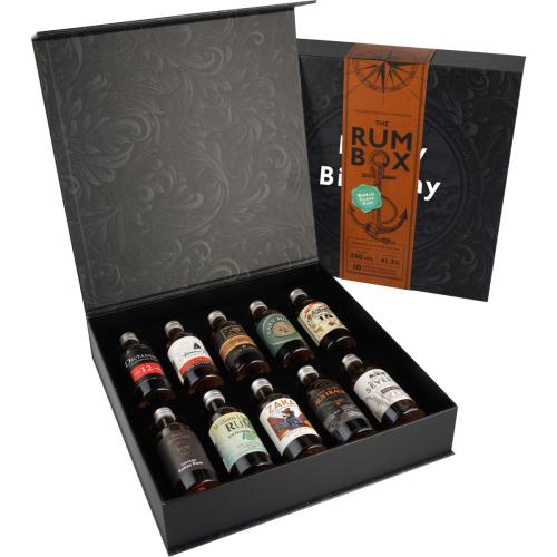Rum del mondo con scatola regalo