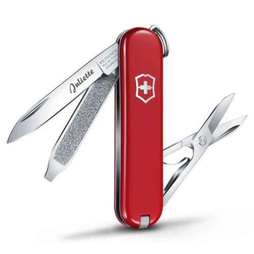 Coltellino svizzero personalizzato