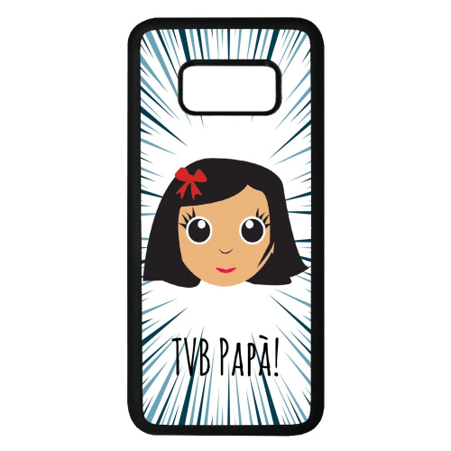 Cover iPhone 8 we are family personalizzata