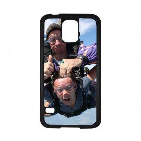 Cover personalizzata con foto per Galaxy S5