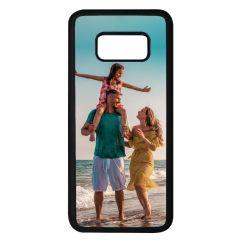 Cover personalizzata con foto per Galaxy S8