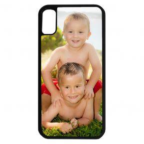 Cover personalizzata con foto per iPhone X