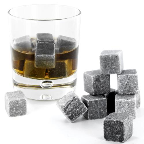 Cubetti ghiaccio rinfrescanti whisky