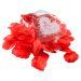 Cuore petali rosa