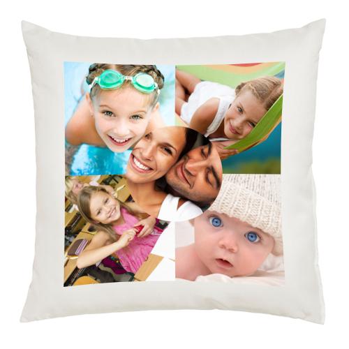 Cuscino mix di foto