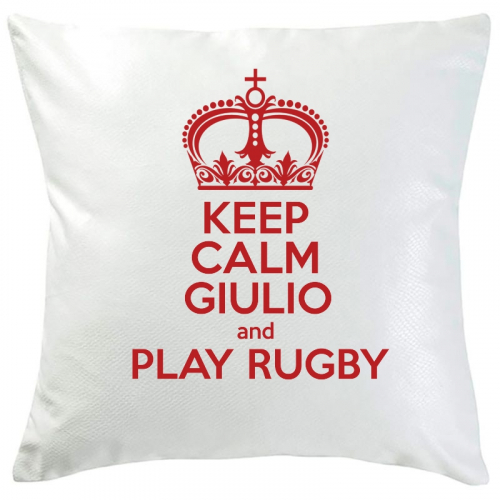 Cuscino Keep Calm