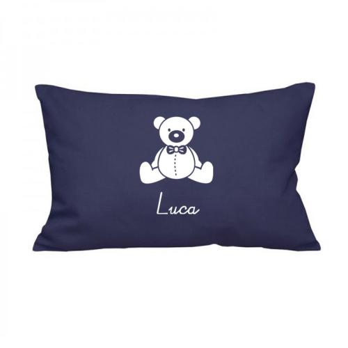 Cuscino rettangolare personalizzato