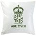 Cuscino Keep Calm personalizzabile