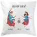 Cuscino personalizzato supereroi