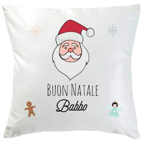 Cuscino di Natale personalizzato